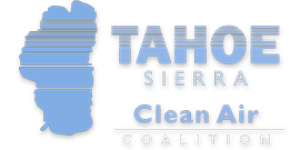 Tahoe Sierra Clean Air Coalition Logo